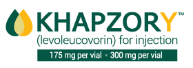KHAPZORY (levoleucovorin) for injection